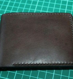 Мужской кошелек из натуральной кожи