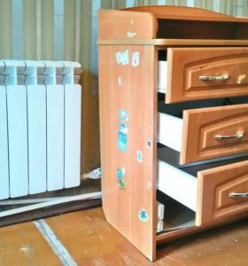 Комод + Детская мебельНОВАЯ