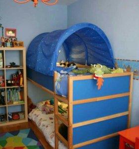 Детская кровать икея