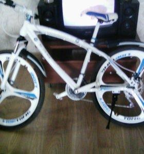 Велосипед BMW super bike!