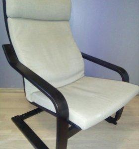 Кресло ПОЭНГ из икеа