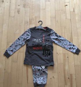 Детская пижама новая mothercare