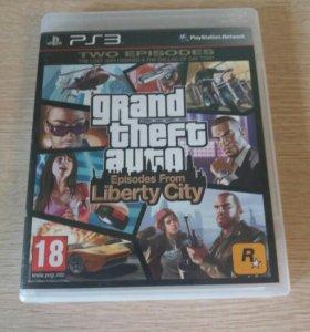 GTA Liberty City на ps 3