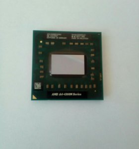AMD A-4 4300m Seriens