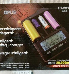 Зарядное устройство Opus BT-C3100 v2.2