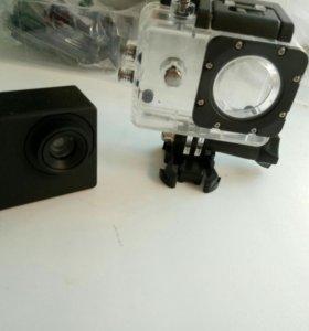 Камера с боксом