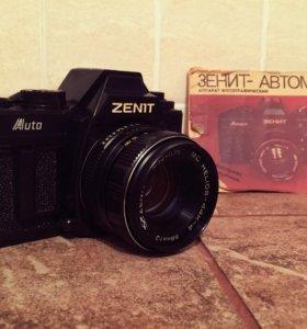 Фотоаппарат Zenit-Avto