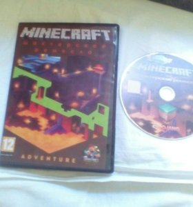 Диск Minecraft шахтерское ремесло 1.9