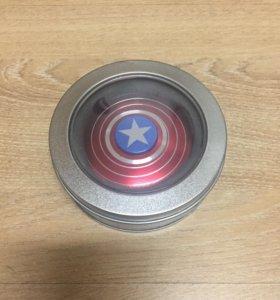Спиннер Щит Капитана Америка