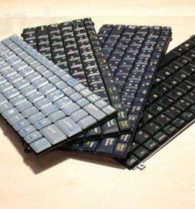 Клавиатуры для ноутбуков новые, все модели