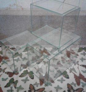 аквариумы на 15, 50, 200 литров продаю