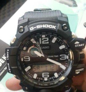 Часы Касио g-sh0ch