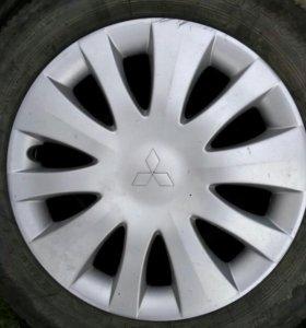 Колпаки Mitsubishi Lancer 9 R15 комплект