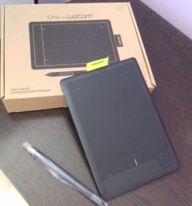 Графический планшет One by Wacome small CTL-471