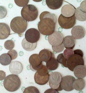 Монеты с 1961 г.