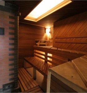 Строительство и реконструкция домов, бань