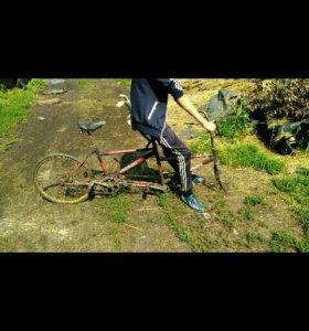 Велосипед(двойной)