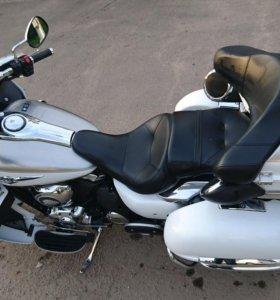 """Мотоцикл """"Kawasaki VN1700B Voyager"""""""