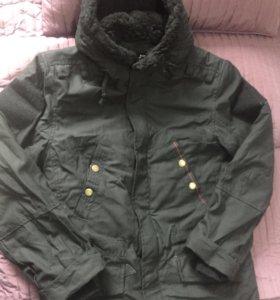 Военная куртка уставная