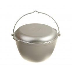 Продам Котелок алюминиевый на 2.5 литра с крышкой тарелкой.