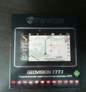 Навигатор Prestigio GeoVision 7777