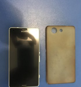 Sony Z3 compact white