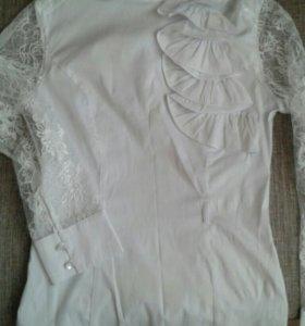 Нарядная блузка.