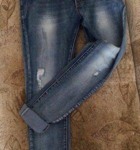 для беременных джинсы
