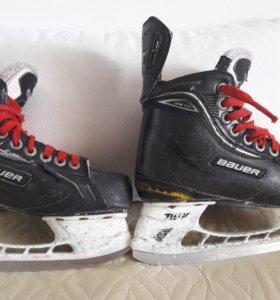 коньки хоккейные Bauer suprime one 100 jr размер36