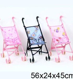 Игрушечная коляска для кукол