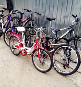 Велосипед 5 шт