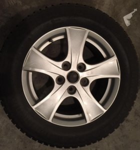 Колесо с резиной Toyota v40