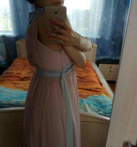 Платье нарядное, в греческом стиле