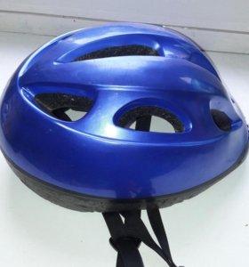 Каска велосипедная
