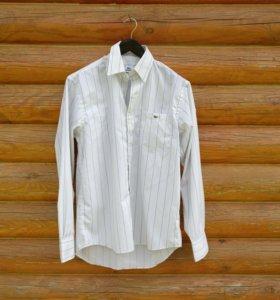 Рубашка мужская, Lacoste, р -50-52.НОВАЯ!!!