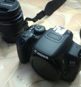 Canon 700D EF-S 18-55 III Kit