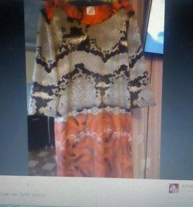 Платье новое 50-52размер