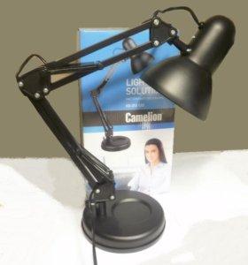 Настольный светильник Camelion KD-313(Черный)