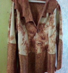 Двухсторонний пиджак