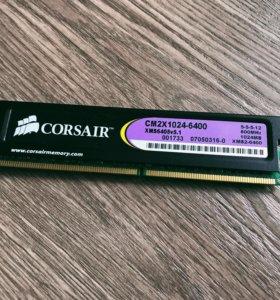 Corsair CM2X1024-6400 1Gb DDR2
