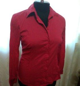 Красная рубашка 48