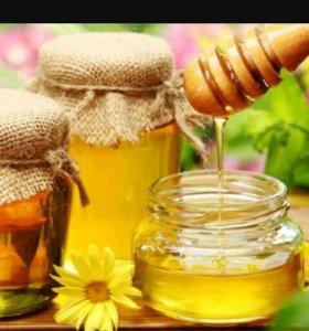 Продается свежий луговой мед.