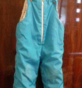 Зимний костюм(на овчине)
