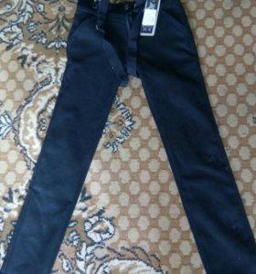 Новые Утепленые джинсы
