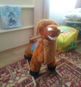Качалка - верблюд