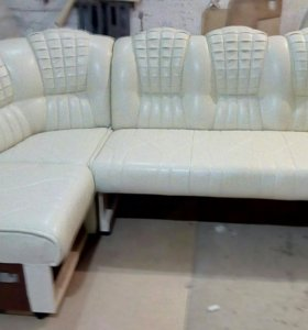 Перетяжка и ремонт мягкой мебели любой сложности