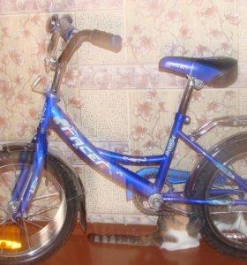 велосипед детский двухколёсный