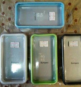 Чехлы для iPhone 4/4s/5/5s/SE/Samsung Galaxy S5