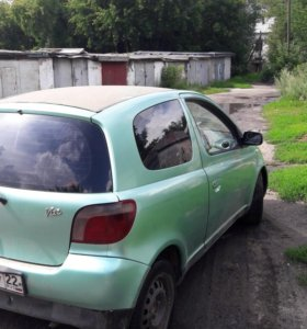Тойота витц 2000 г.