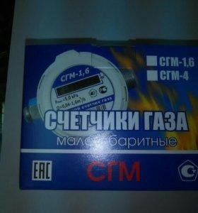 Счетчик газа СГМБ 1.6